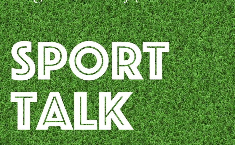 Sport Talk: With Sebastian and Toby