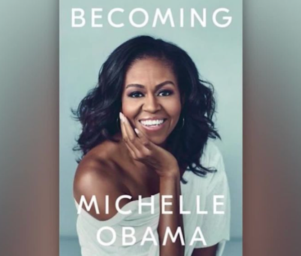 Miss Knight's introduction to 'Becoming' by Michelle Obama